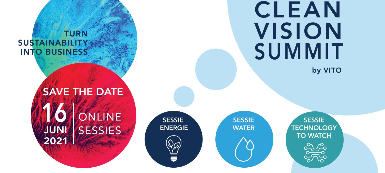 logo clean vision summit