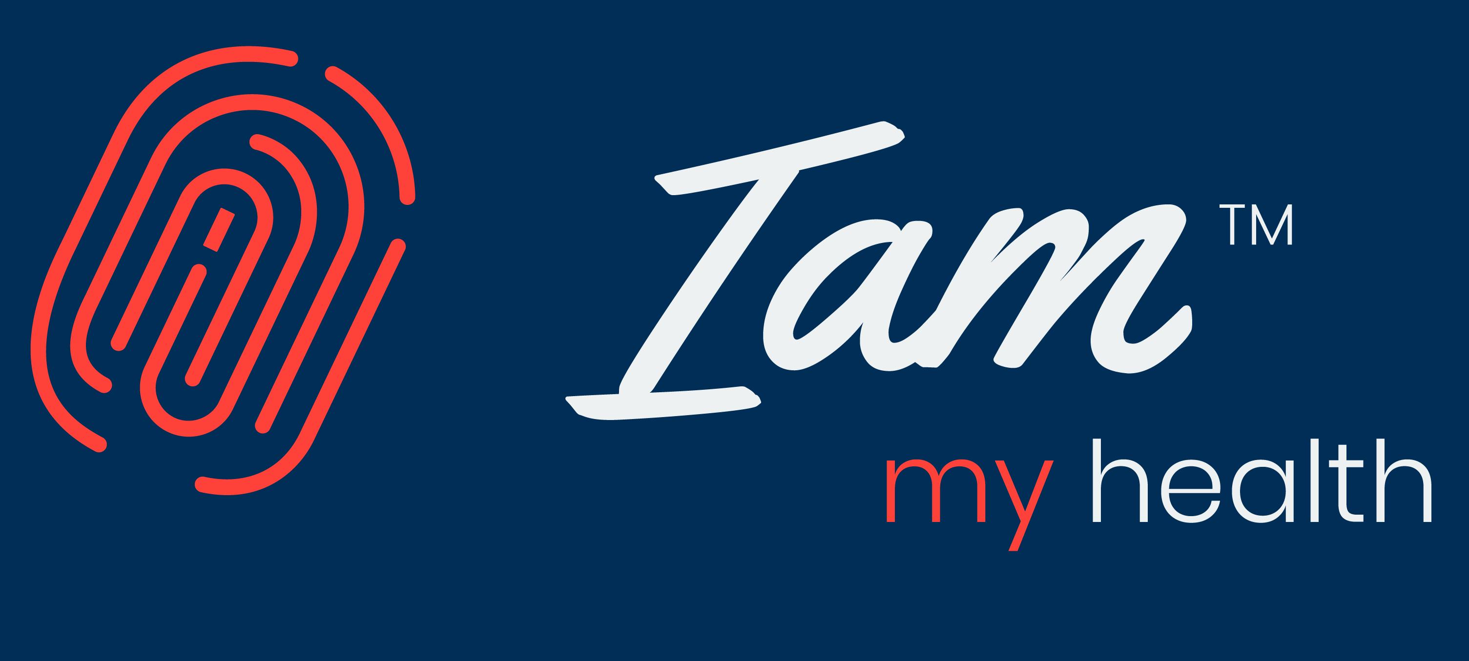 Iam My Health logo