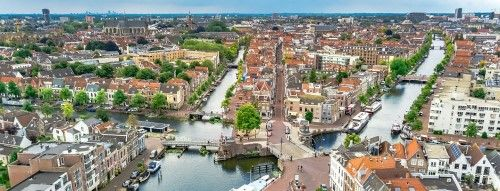 City landscape Leiden   VITO