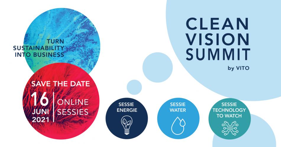 Clean vision summit visual
