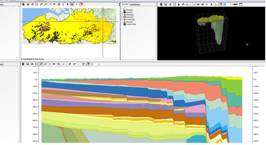VITO - 3D geologische en hydrogeologische modellen