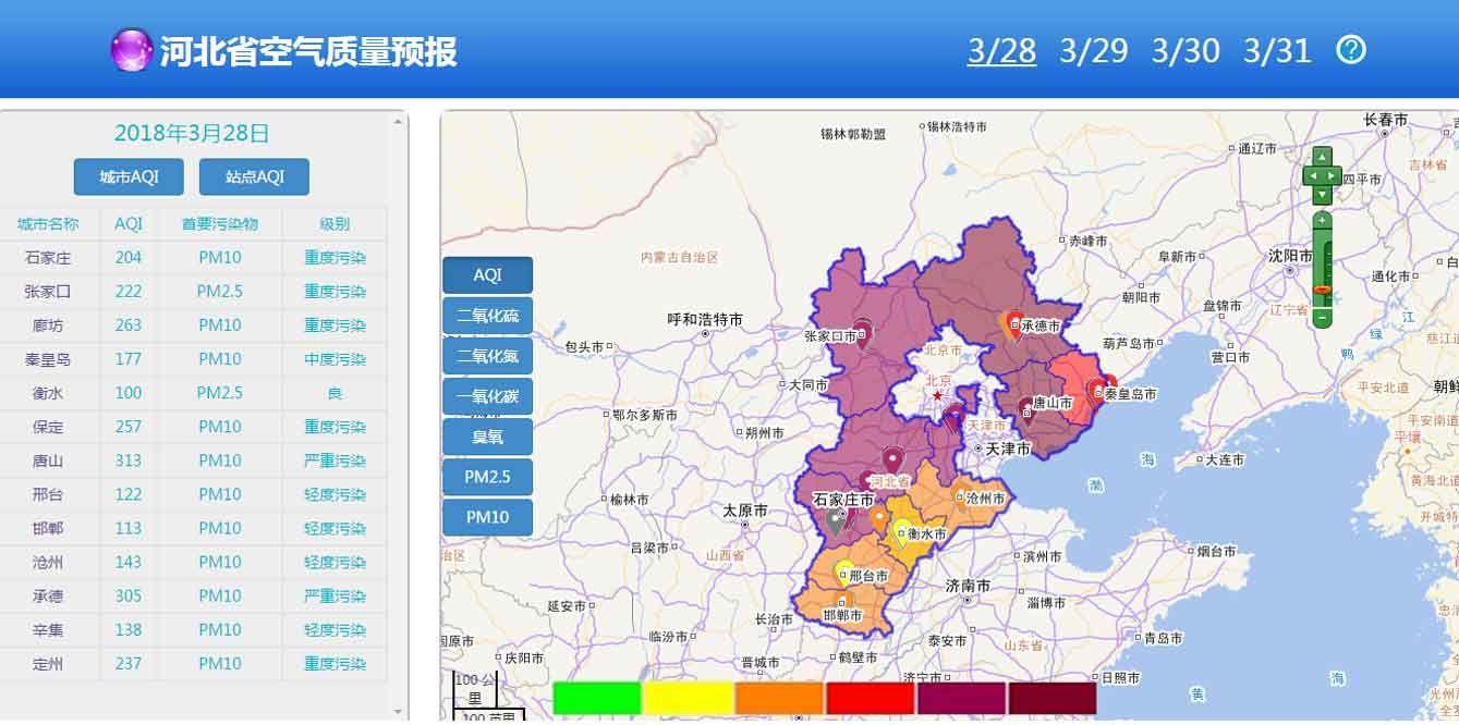 VITO - OPAQ: Operational Prediction of Air Quality